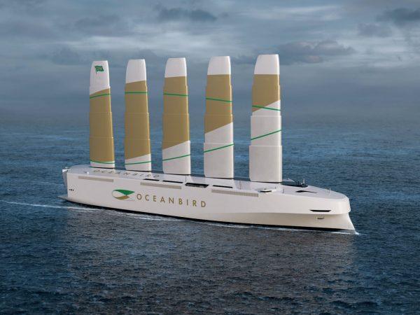 Barco de Oceanbird