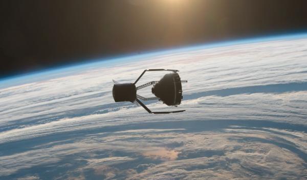 ESA-ClearSpace1 nave espacial para eliminar desechos del espacio